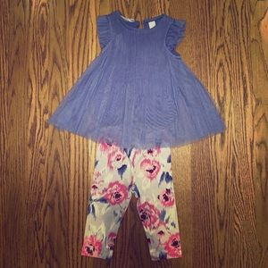 First Impressions Tank and Leggings
